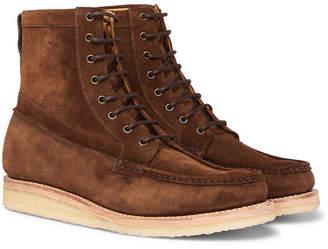 Grenson Garrett Suede Boots