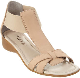 The Flexx Band Together Leather Sandal