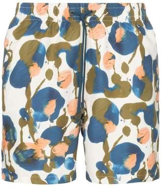 4056528db4 Trunks Timo floral printed swim shorts
