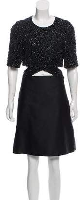 3.1 Phillip Lim Sequin Midi Dress w/ Tags