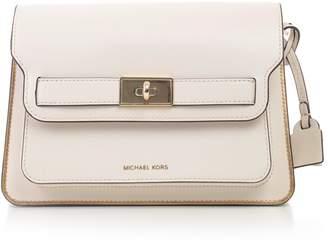 703b727ad4edd4 MICHAEL Michael Kors Twist-lock Shoulder Bag