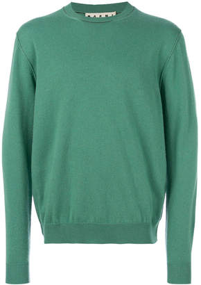 Marni crew neck sweatshirt