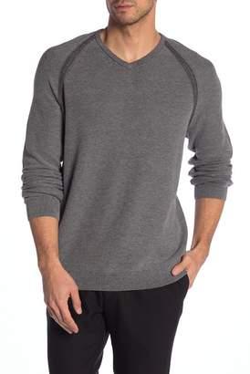 Tailor Vintage V-Neck Knit Sweater
