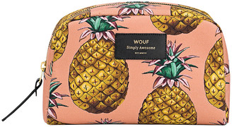 Ananas Wouf Cosmetic Bag - Large