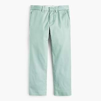 J.Crew Boys' lightweight stretch chino pant in slim fit