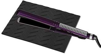 Conair Infiniti Pro by Tourmaline Ceramic Flat Iron; 1-inch with Bonus Silicone Heat Mat - Amazon Exclusive