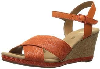 Clarks Women's Helio Latitude Wedge Sandal