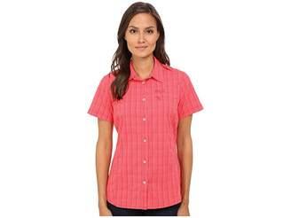 Jack Wolfskin Centaura Stretch Vent Shirt Women's Clothing