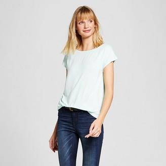Merona Women's Softest Dolman T-Shirt $8 thestylecure.com