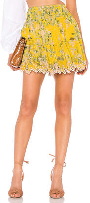 HEMANT AND NANDITA Terra Skirt