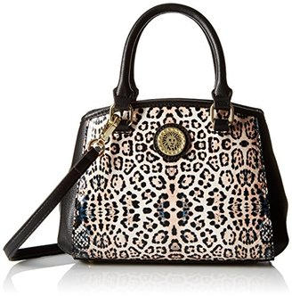 Anne Klein One to Watch Small Satchel $32.99 thestylecure.com