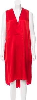 Narciso Rodriguez Sleeveless Shift Dress Sleeveless Shift Dress