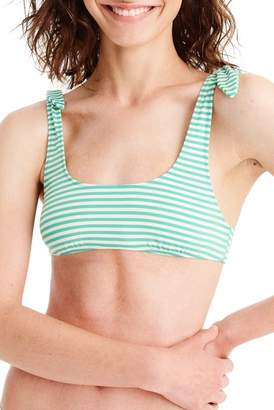 J.Crew J. Crew Playa Nantucket Bikini Top
