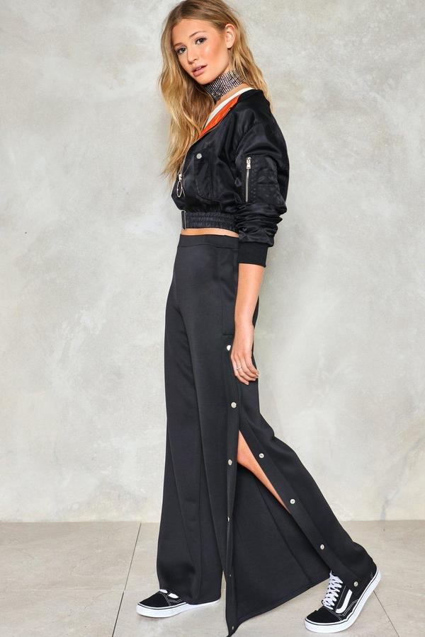 nastygal Snap Out of It Tear-Away Pants