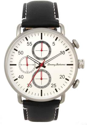 Tommy Bahama Puako Multifunction Navy Strap Watch