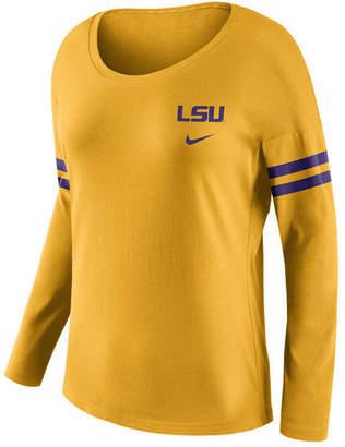 Nike Women Lsu Tigers Tailgate T-Shirt