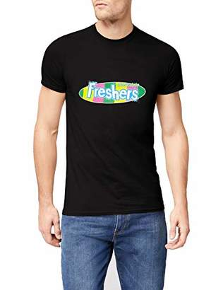FM London Men's Printed Design T-Shirt,XX