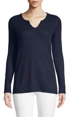 Inhabit Classic Cashmere Tee