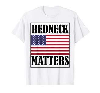 Redneck America Matters Country South Men Women Tshirt