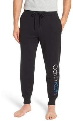 Calvin Klein Cotton Blend Jogger Pants