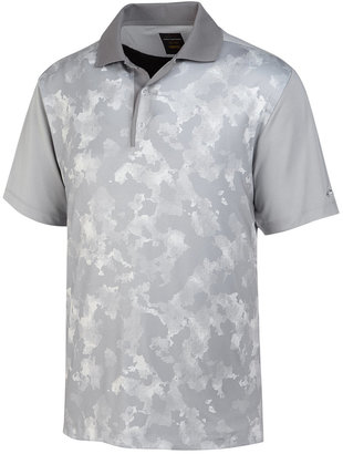 Greg Norman for Tasso Elba Men's Stretch Camo Performance Polo, Created for Macy's $60 thestylecure.com