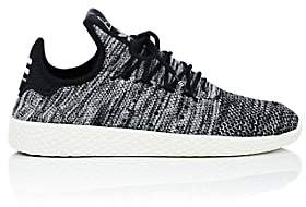 adidas Men's Tennis HU Primeknit Sneakers-Black