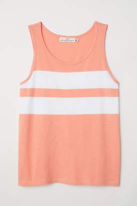 H&M Tank Top - Orange