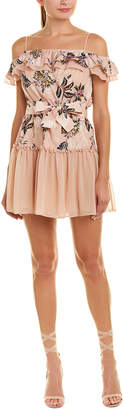 The Jetset Diaries Azalea Mini Dress
