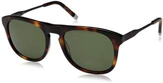 Calvin Klein Men's Ck4320s Oval Sunglasses