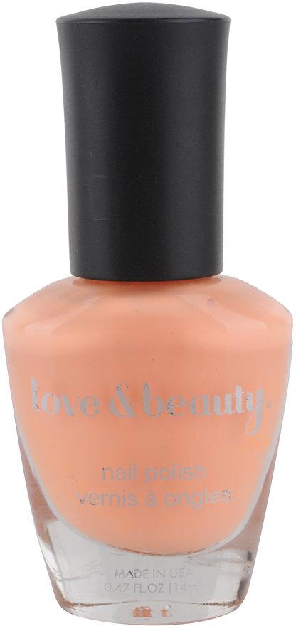 Love 21 Orange Sherbert Nail Polish