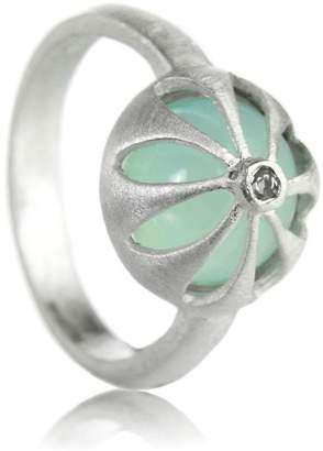 Sikara & Co. Arabesque Flower Ring