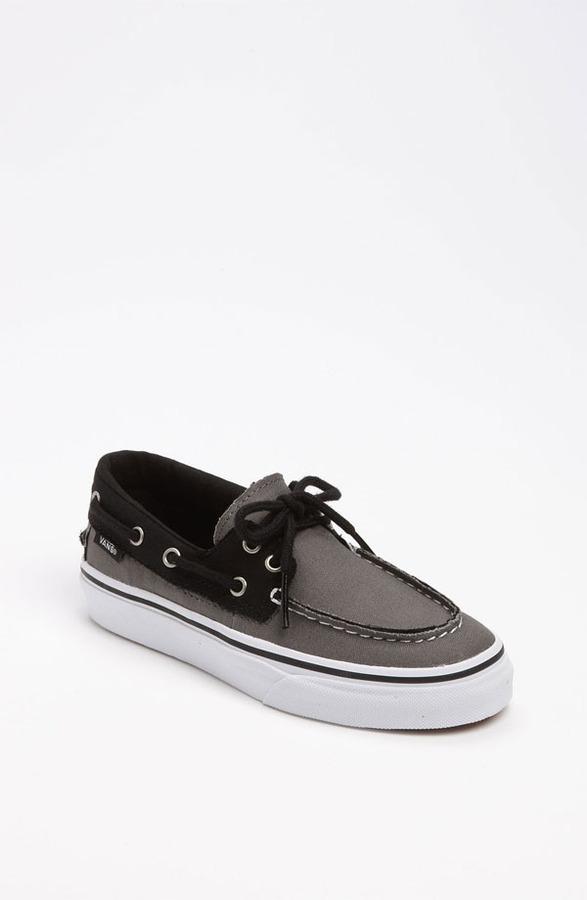 Vans 'Zapato del Barco' Boat Shoe (Baby, Walker, Toddler, Little Kid & Big Kid)