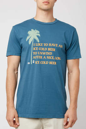Altru Ice Cold Beer Graphic Tee
