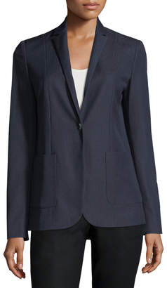 T Tahari One-Button Suiting Jacket $115 thestylecure.com