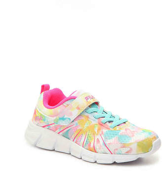 e58a041b0c04 Fila Fraction Toddler   Youth Sneaker - Girl s