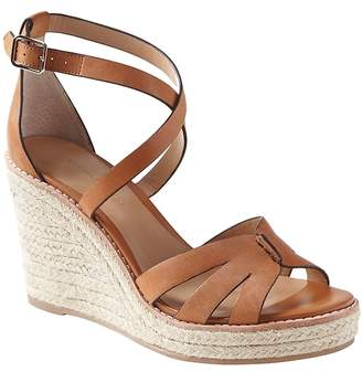 Banana Republic Espadrille Wedge