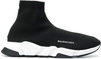 Balenciaga Speed Trainer Black White (2018)