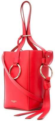 Nina Ricci O-ring bucket bag