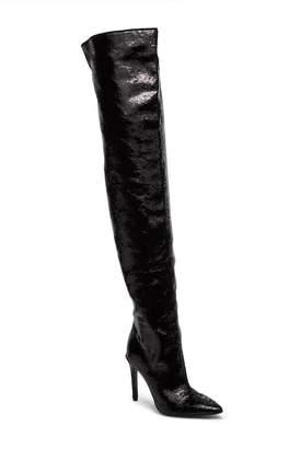 KENDALL + KYLIE Kendall & Kylie Alexx 3 Sequin Thigh High Boot