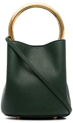 Marni loop handle bucket bag