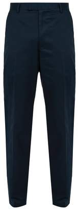 Saturdays NYC Leon Cotton Trousers - Mens - Navy