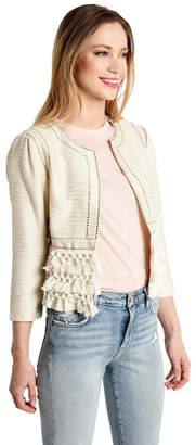 Cupcakes And Cashmere Tassel Knit Jacket