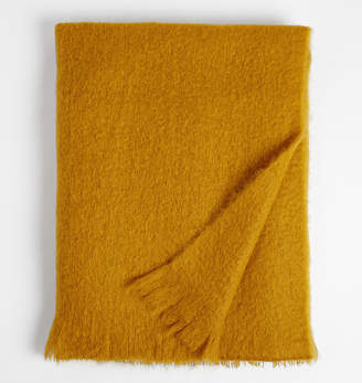 Rejuvenation Mohair Throw