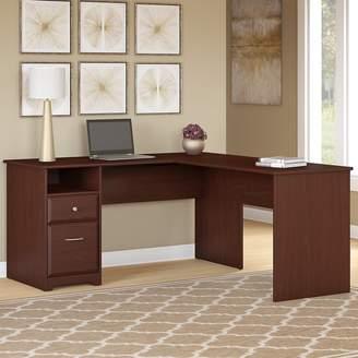 Hillsdale Red Barrel Studio L-Shaped Executive Desk
