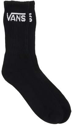 Vans Black Cotton Socks