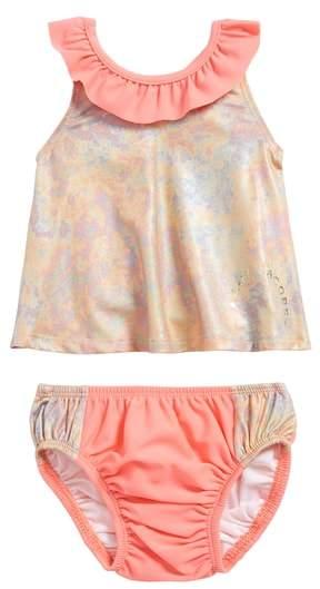 LITTLE MARC JACOBS Irisescent Two-Piece Swimsuit