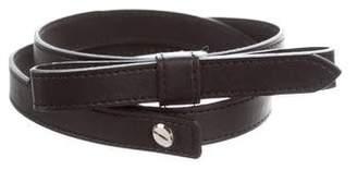 Raoul Leather Waist Belt