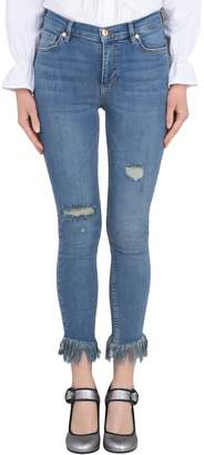 Free People Denim pants - Item 42674743II