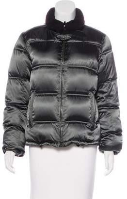 Prada Sport Down Puffer Jacket