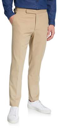 Ralph Lauren Men's RLX Gregory Flat-Front Pants, Tan